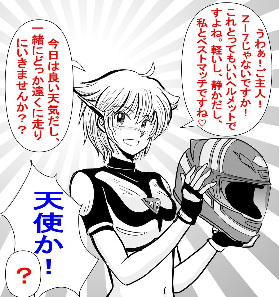 ヘルメット・ザラブ2