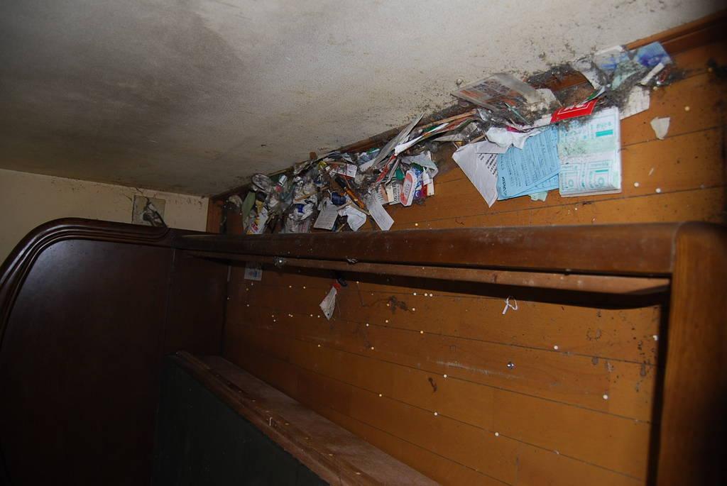 52時限目 寝室 : 部屋掃除が出来ない