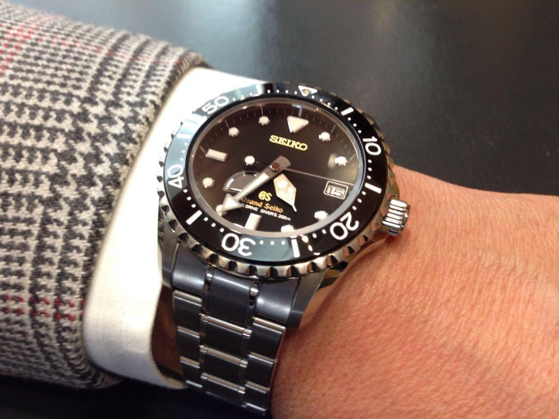 detailing 47ce9 3fe2f 輸入時計 正規販売店 HF-AGE高崎店のブログ:グランドセイコー ...