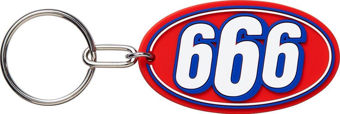 元ネタ紹介 666 の意味とは supreme freak