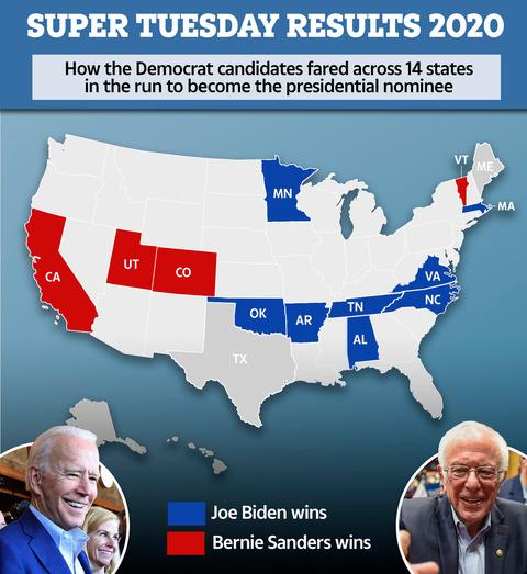 2020democraticprimarysupertuesdayresultsmap001