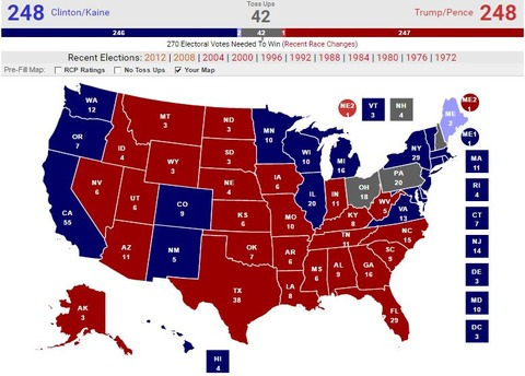 20161108presidentialelectionmypredictionmap004