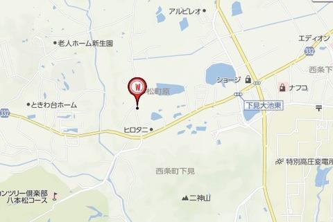 ウルフ地図