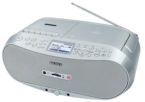 2015-06-05 SONY CDカードラジカセCFD-RS501