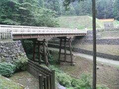 八王子城跡-曳き橋-