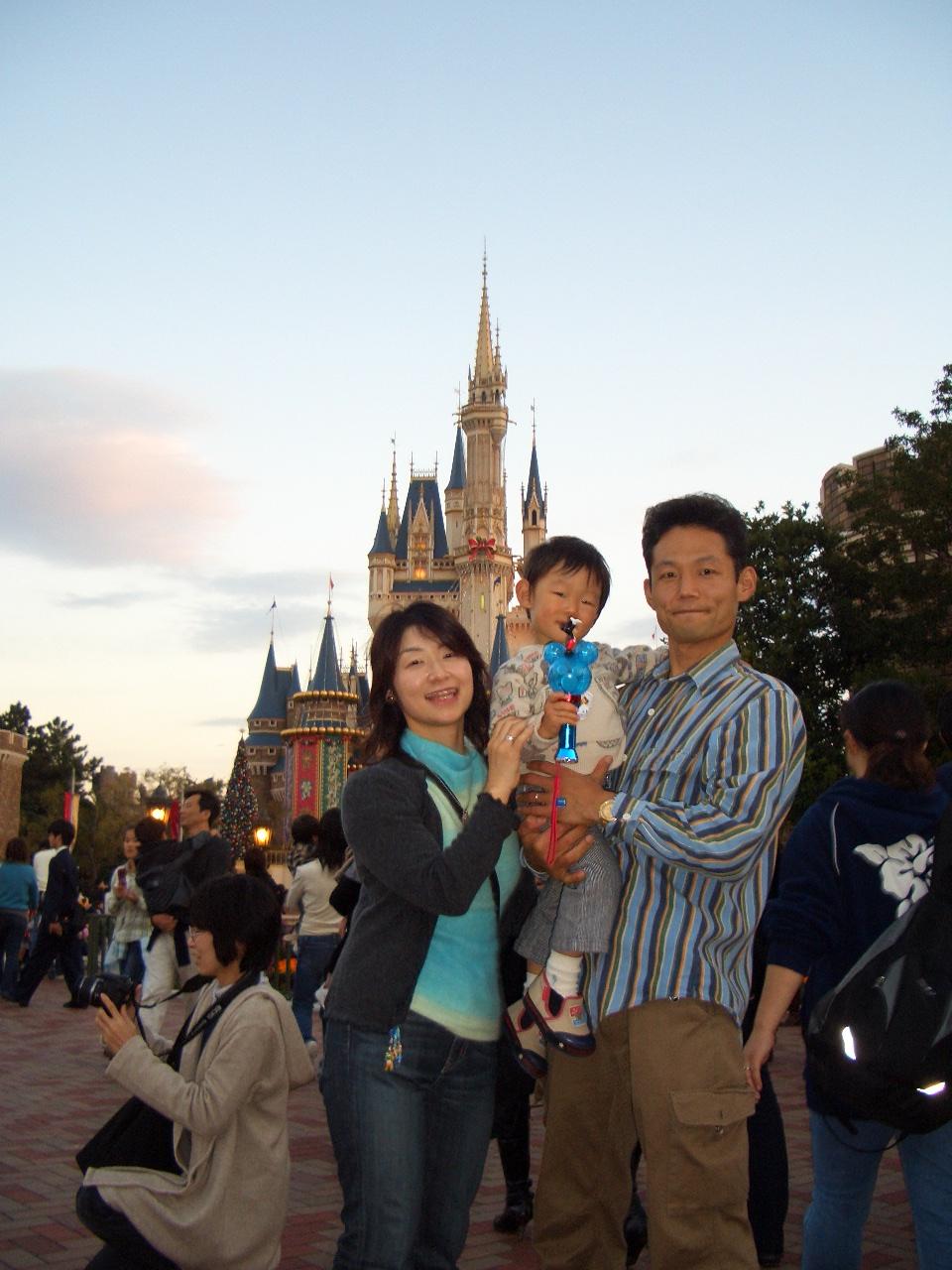 画像 : 家族ディズニーで思い出できたwww楽しかったよwww