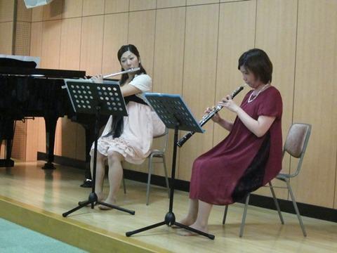 20151114楽器のアンサンブルコンサート (9)
