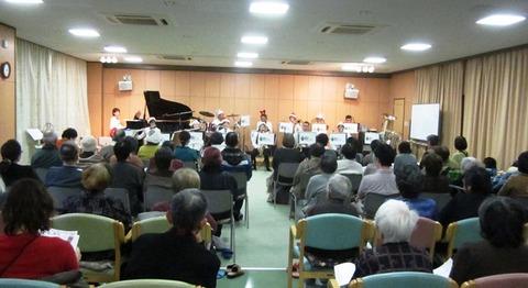 20151220ふじの郷クリスマスコンサート (4)
