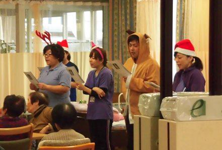 20161220クリスマス歌のプレゼントa