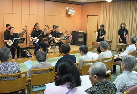 20130621三味線コンサート