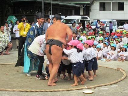 20131031水天宮相撲見学 (33)