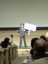 全日本コンテスト2006春_小原さんスピーチ1