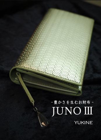 JUNOba2 ロゴ入