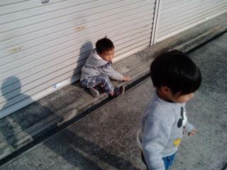 """田舎暮らし&子育て四コマ""""ぽっちり堂""""のブログ-20081230134540.jpg"""