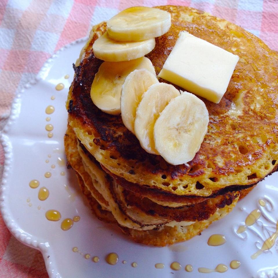 「バナナパンケーキ写真フリー」の画像検索結果