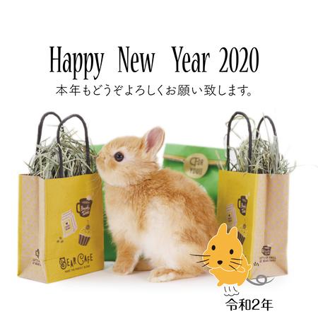 2020年新年挨拶