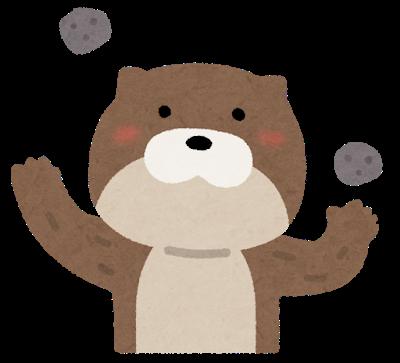 animal_kawauso_juggling
