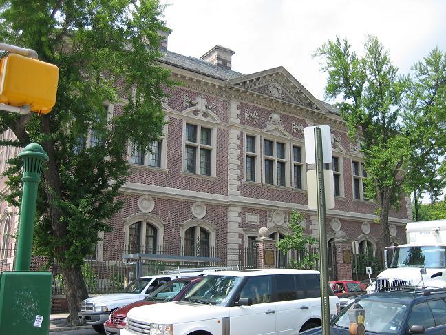 Law School - Silverman Hall
