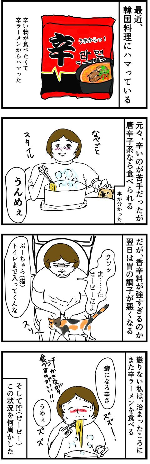 辛ラミョン1