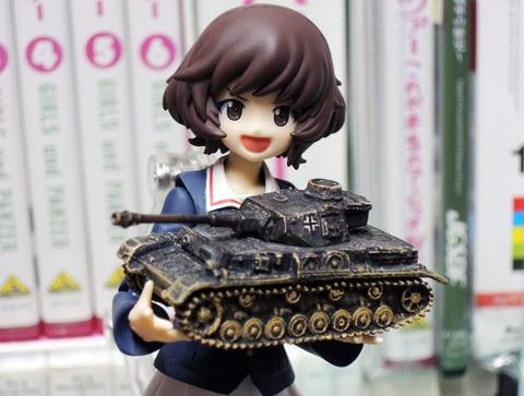 秋山戦車1
