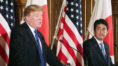【韓国の反応】駐日米国大使「トランプ大統領、5~6月に2度の訪日を調整中」