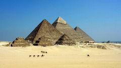ピラミッドの謎とかの話をしたい