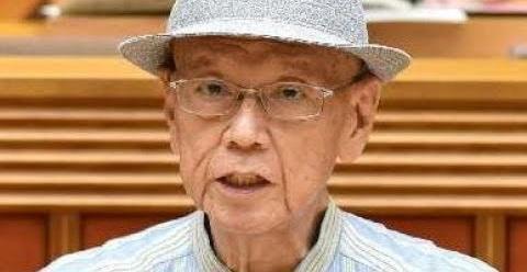 沖縄サヨクが早速、翁長元県知事の「神格化」をはじめた画像がネットで話題に…