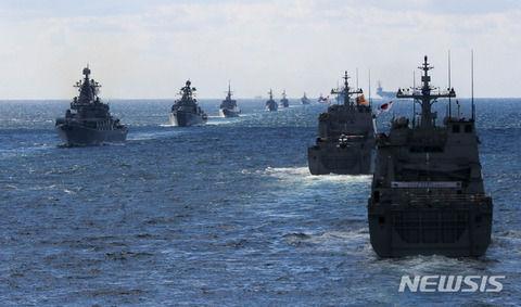 【韓国の反応】日本、韓国に抗議「観艦式で軍艦旗を掲げている参加国が多数あったが?」