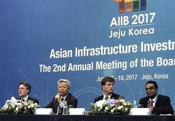 中国主導のAIIB、最上位の格付け「Aaa」獲得…「ガバナンスの枠組みがしっかりしている」と評価