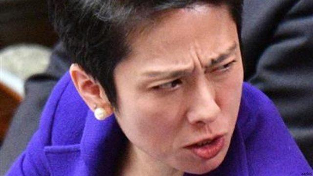 自民・谷川議員「佐賀県知事は韓国・北朝鮮のようだ…」→ 蓮舫「何言っちゃてんだろ…?あり得ない!」