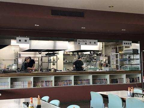 振興局食堂4