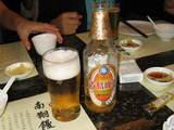 チンタオビール