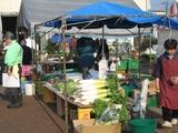 野菜売る場