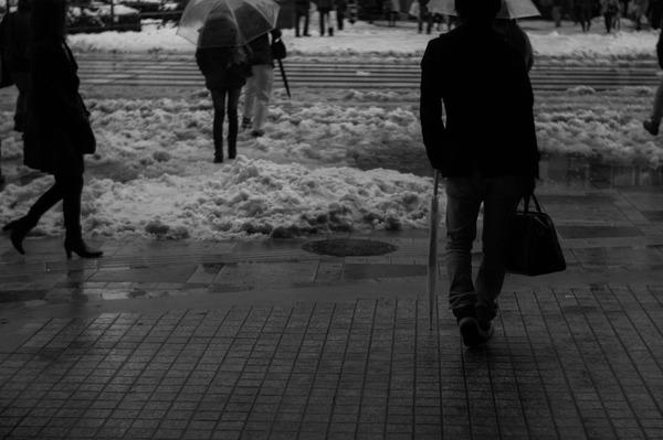 池袋 大雪