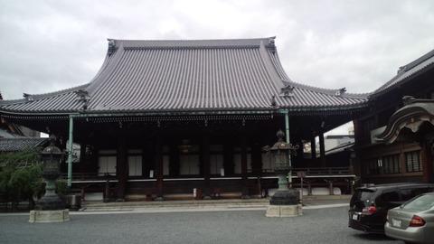 仏光寺6御影堂