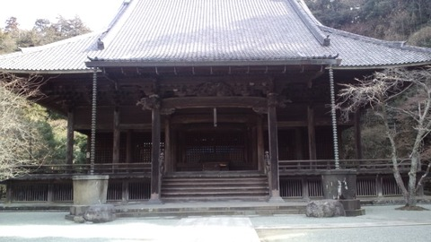 妙本寺15祖師堂