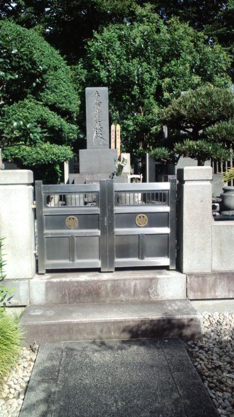 力道山墓3