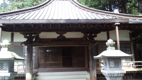 西山本門寺40浄円坊