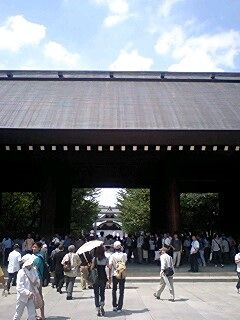 8・15靖国神社3