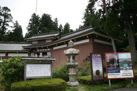比叡山国宝殿2