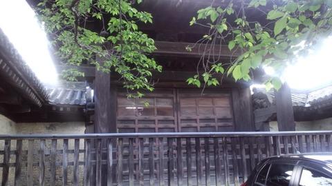 天龍寺29勅使門