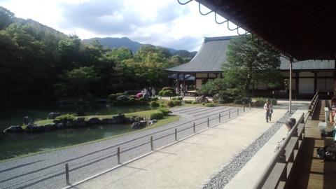 天龍寺12庭園