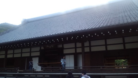 天龍寺6方丈