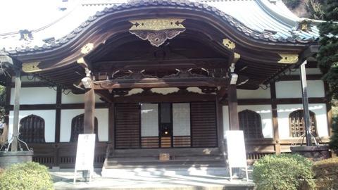 妙本寺21本堂