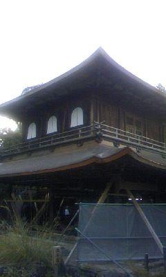 慈照寺銀閣2