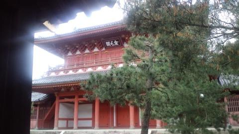 大徳寺19三門