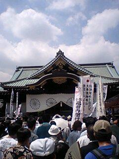 8・15靖国神社6