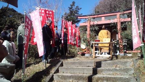 浄光明寺7稲荷例祭