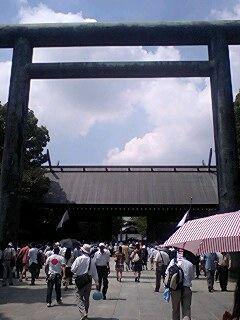 8・15靖国神社10