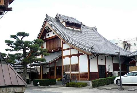 要法寺10寺務所